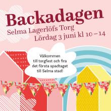 Selma stad - Första spadtaget 3 juni kl 12:00