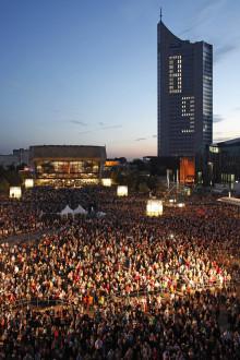 """Leipzig feiert am 9. Oktober das Jubiläum """"30 Jahre Friedliche Revolution"""""""