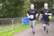 GTR staff run to remember trainee driver Paul