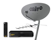 Orby TV elige EUTELSAT 117 West A para un nuevo servicio de DTH en Estados Unidos