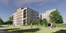 Bygglov klart för Riksbyggens seniorbostäder i Pålsjö, Helsingborg