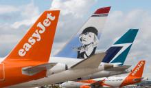 """Le réseau long-courrier de Norwegian se connecte  au réseau européen d'easyJet à Londres-Gatwick  grâce à la nouvelle plateforme """"Worldwide par easyJet"""""""