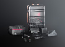 "ASUS ROG Phone II suitcase the ""Super Pack"" goes on sale today in Sweden"