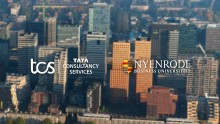 Nyenrode Business University and Tata Consultancy Services (TCS) partner to speed up digital transformation