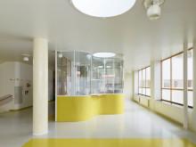 """Suomalaisen Tuomas Uusheimon teos """"Paimio Sanatorium"""" ehdolla ammattilaissarjassa vuoden 2019 Sony World Photography Awards -tilaisuudessa"""