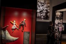 Stadsmuseets utställning FRISPEL lockade tiotusentals besökare – digitalt