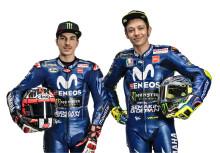 Movistar Yamaha MotoGP Team Presents Its 2018 Colours in Madrid