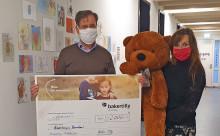 Baker Tilly Stiftung unterstützt Kinderhospiz Bärenherz