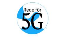Telenor deltar i 5G-auktionen - planerar omfattande nätutbyggnad