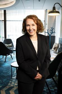 Pia Tuomi Scandic Hotels Oy:n henkilöstöjohtajaksi