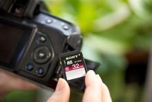 Sony amplia l'offerta delle schede di memoria SD