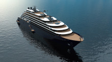 The Ritz-Carlton hits the seas with Tillberg Design of Sweden!