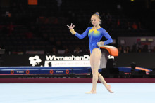 Jonna tog första steget på vägen mot OS i Tokyo 2020