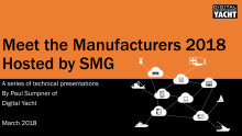 "Digital Yacht Attend SMG ""Meet The Manufacturers"" 2018 Event"