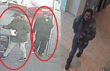Images released following a theft– Langley
