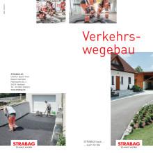 STRABAG: Leistungen im Verkehrswegebau für Privatkundinnen und Privatkunden