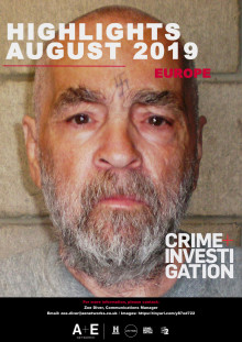 Crime+Investigation Highlights August 2019