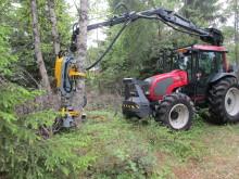 Premiär för skördaraggregat i byggsats på SkogsElmia