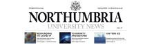 Breaking news: Northumbria's Spring/Summer Newspaper is here!