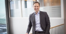 ​Leon Engesæth blir ny leder for Sopra Steria Business Consulting
