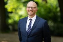 Alarik Sandrup utsedd till ny ordförande för Svenska Bioenergiföreningen