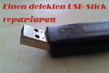 Defekten USB-Stick | So stellen Sie Datei wieder her