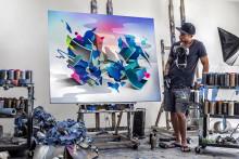 Dansk graffitikunstner skaber værk til støtte for Røde Kors