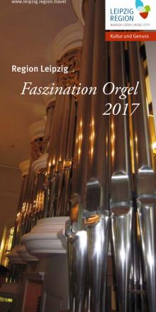 Broschüre: Faszination Orgel