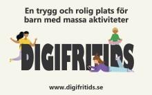 Nu startar Digifritids.se – en trygg plats för barn som saknar att leka med kompisar