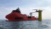 ESVAGT øger tilstedeværelsen på dynamisk offshore vindmarked