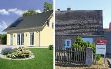 Das Eigenheim lieber neu bauen: Immobilien aus zweiter Hand weniger beliebt