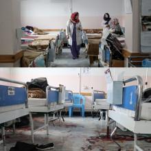 """Afghanistan: """"De kom för att döda mammorna"""""""
