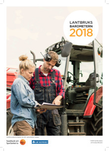 Lantbruksbarometern våren 2018