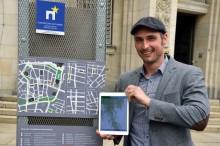 Schauplätze der Friedlichen Revolution können jetzt multimedial erkundet werden