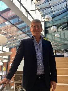 Milcobel nomme Nils van Dam comme nouveau PDG