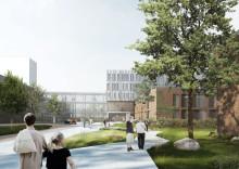 To vigtige opgaver i hus: Danmarks hidtil største OPP-projekt samt ny bydel