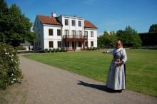 På landet mitt i staden - en utställning om Fredriksdal museer och trädgårdar