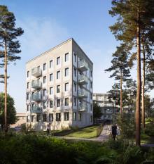 Nu växer Sköndal för ungdomar - med 77 nya hyresrätter