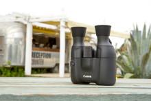 Kom tættere på verden med Canons nyeste, kompakte og lette kikkerter