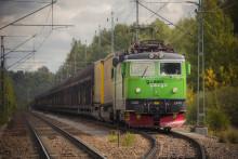ScandFibre Logistics väljer Green Cargos gröna transporter