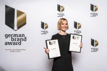 BURGERISTA gewinnt zwei German Brand Awards