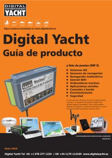 Digital Yacht se expande al mercado hispanoamericano
