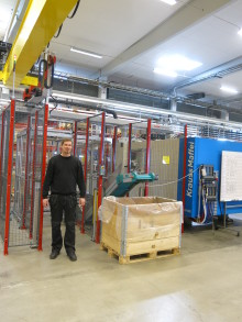 Purus expands the production capacity