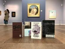 Moderne litteratur møder billedkunsten på Nivaagaards Malerisamling