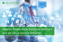 Allgeier Productivity Solutions etabliert sich als Cloud Partner und bietet entsprechende Webcast-Reihe an