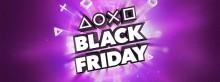 Black Friday-erbjudanden från PlayStation® med rabatter bland annat på spel och PlayStation®Plus