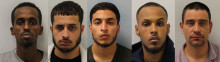 Five men jailed for drug supply in Harrow
