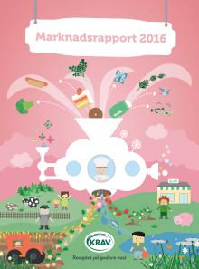 KRAVs marknadsrapport 2016