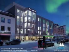 Nytt BEST WESTERN PREMIER hotell i Luleå
