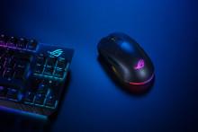 ASUS lanserar ROG Pugio II - Trådlös Gamingmus för höger och vänsterhänta